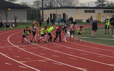 A Great Start to Outdoor Track Season!