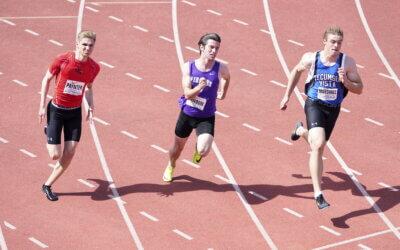 2019 OFSAA Track & Field
