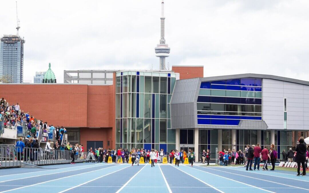Etobicoke Track Hosts Special Olympics Ontario Invitaitonal Youth Games